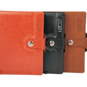 New Year Diary with Magnetic Clip
