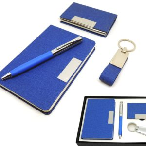 Notebook Gift Combo - 4 in 1