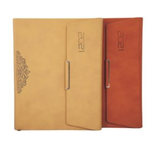 Leather New Year Diary