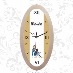 Promotional Wall CLock - Life Style