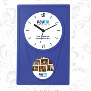 Promotional Wall Clock - Paytm